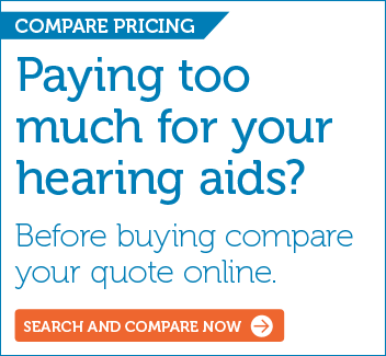Compare hearing aid prices and pricing