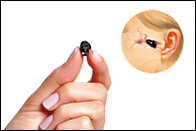 Soundlens No Gap Hearing Aid