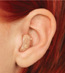 Half shell No Gap Hearing Aid