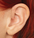 micro behind the ear free hearing aid