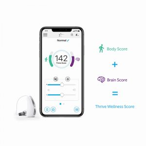 hearing aid health tracking