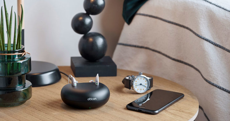 The Oticon Opn S – the latest hearing aid from Oticon